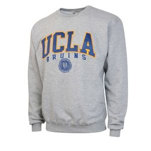 UCLA Bruins Embroidered Crewneck Sweater